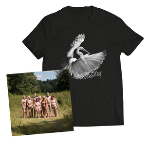 The Hotelier - Goodness + Egret Tee Pre-Order