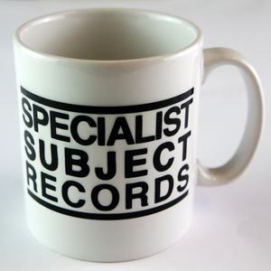 Specialist Subject Mug