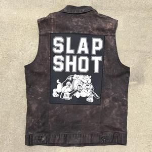 Slapshot 'Bulldog' Backpatch