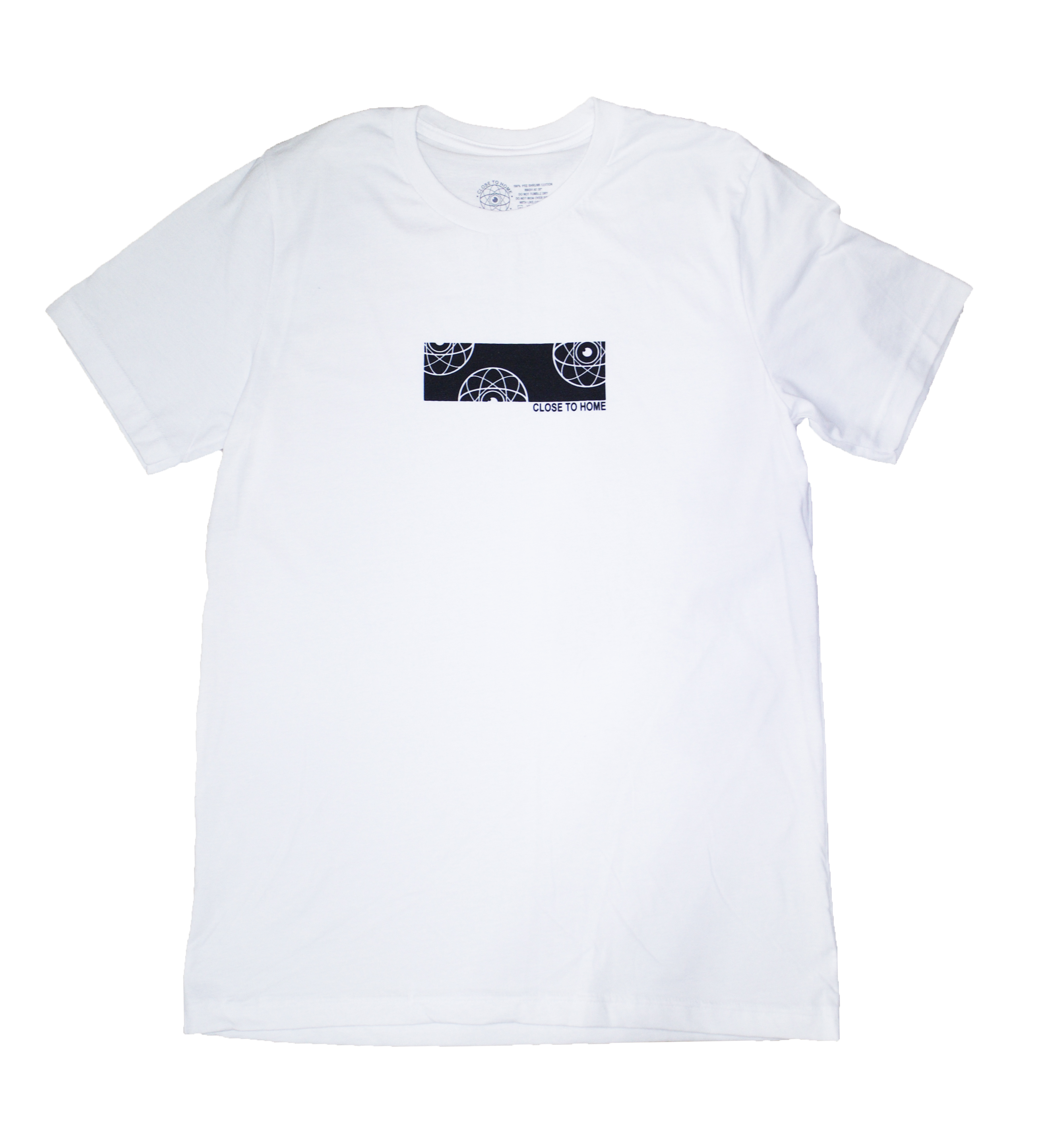 Close To Home - Black Box Tee (Close To Home Merchandise No. 1)