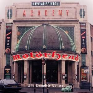 Motörhead - Live at Brixton Academy