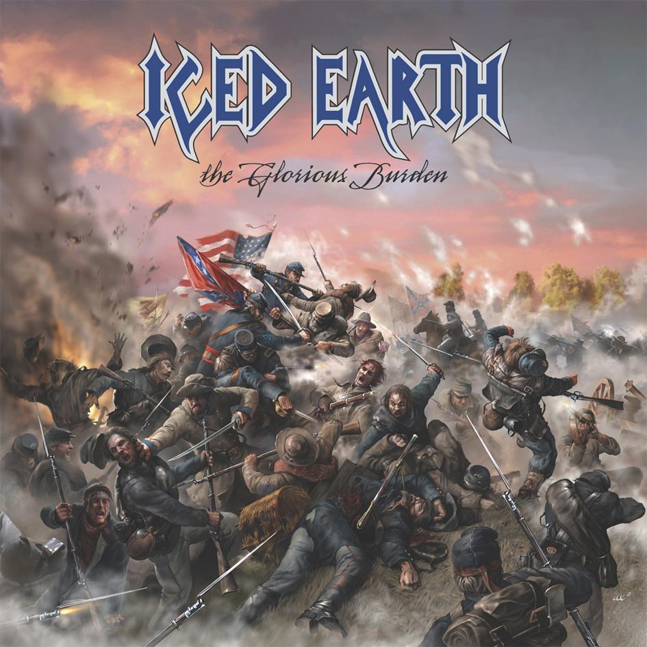 Iced Earth - The Glorious Burden - Steamhammer Shop