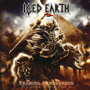 Iced Earth - Framing Armageddon - Something Wicked Pt.1
