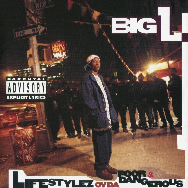 Big L - Lifestylez Ov Da Poor & Dangerouz 2xLP