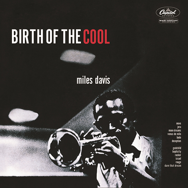 Miles Davis - Birth of the Cool LP