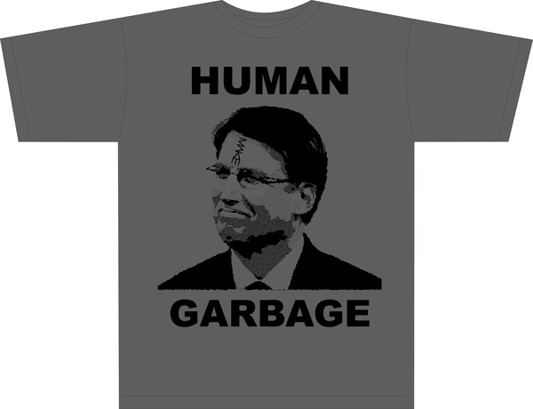 MAKE 'Human Garbage' Tee --SOLD OUT--