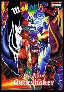 Motörhead - 25 & Alive Boneshaker