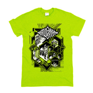 Hex Shirt 2 - Green