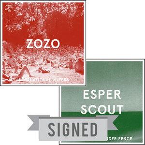 SIGNED CPWM003 ZoZo/Esper Scout