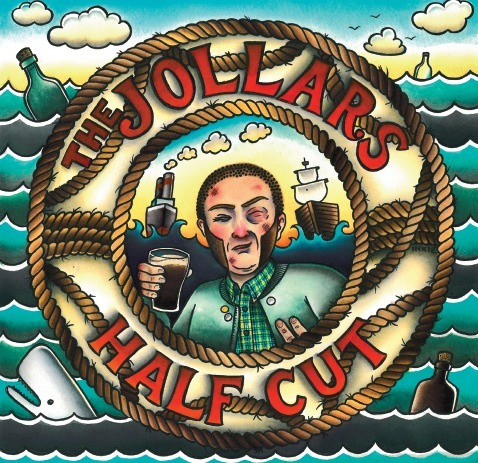 The Jollars - Half Cut
