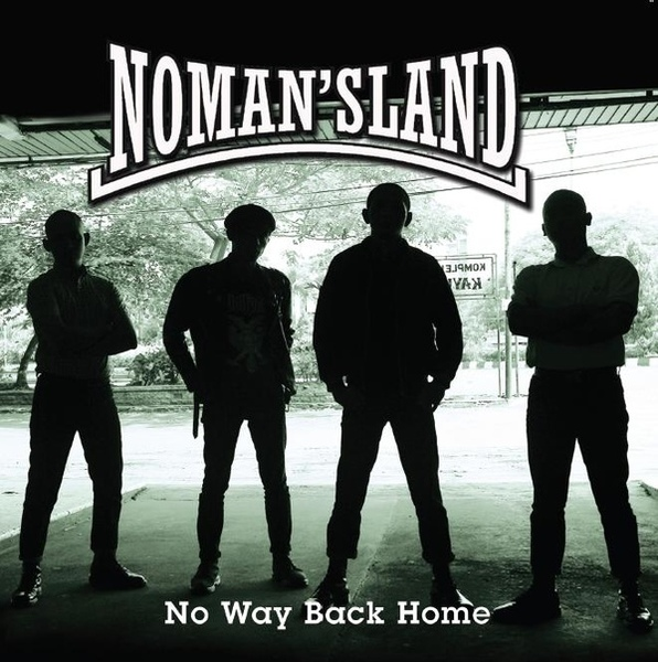 No Man's Land - No Way Back Home LP