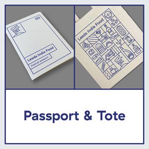 LIF 2016 Passport and Tote