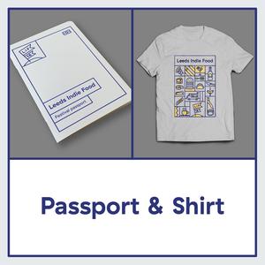 LIF 2016 Passport and T-Shirt