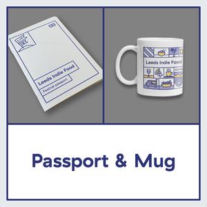 LIF 2016 Passport and Mug