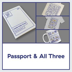 LIF 2016 Passport and All Three