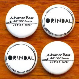 ADVANCE BASE / ORINDAL 1