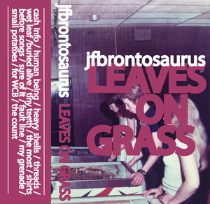Jfbrontosaurus - Leaves On Grass CS