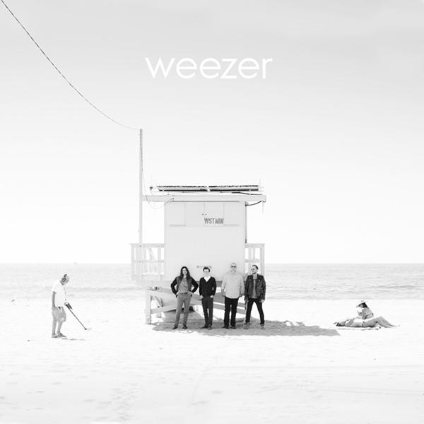 Weezer - White Album LP