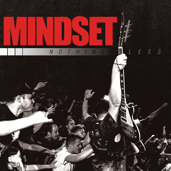 Mindset - Nothing Less Cassette Tape
