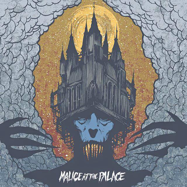 Malice At The Palace - S/T Cassette Tape