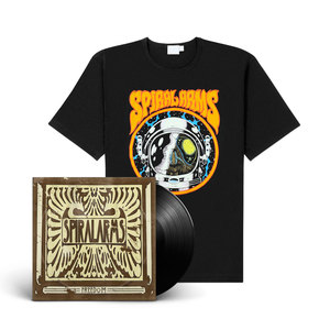 Spiralarms - Freedom (Vinyl+CD+shirt Bundle)