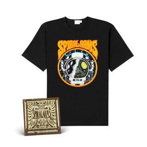 Spiralarms - Freedom (CD+shirt Bundle)