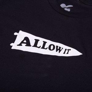 Allow It Tee - Black
