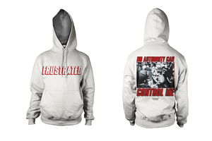 Frustrated - No Authority Hoodie