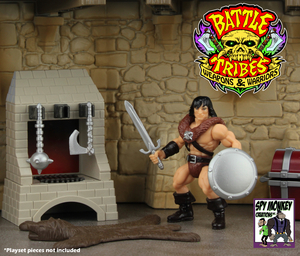 Battle Tribes DX Savage Adventurer - Reissue