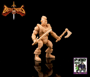 Battle Tribes Battle Builder Pale Flesh - Reissue