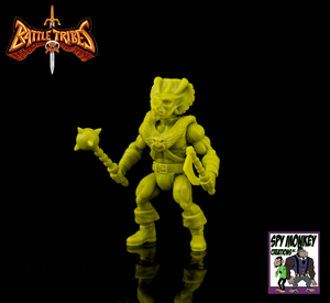 Battle Tribes Battle Builder Orcskin Green - Reissue