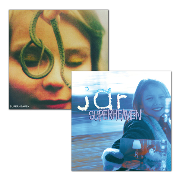 Superheaven Bundle - Jar & Ours Is Chrome LPs