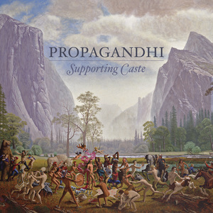Propagandhi - Supporting Caste LP