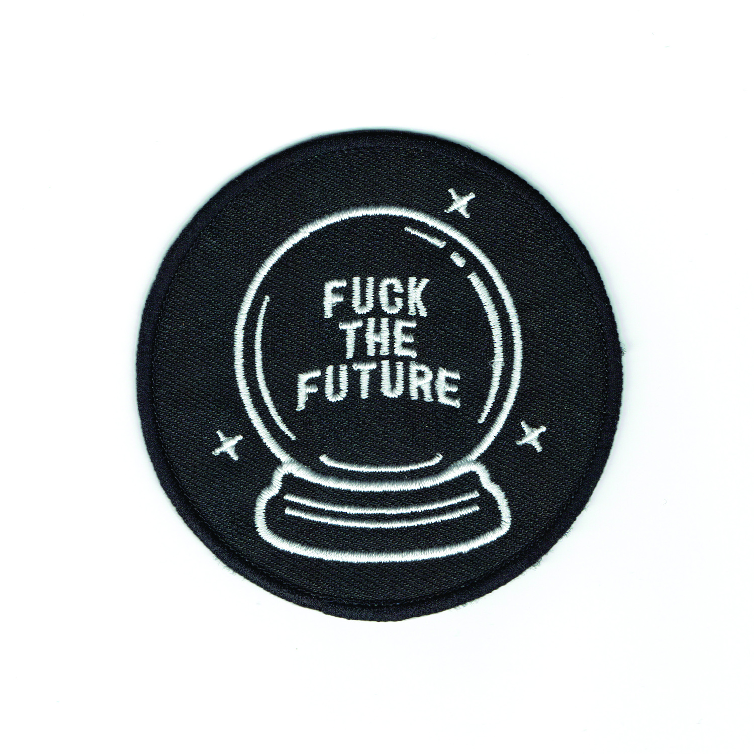 FUCK THE FUTURE PATCH