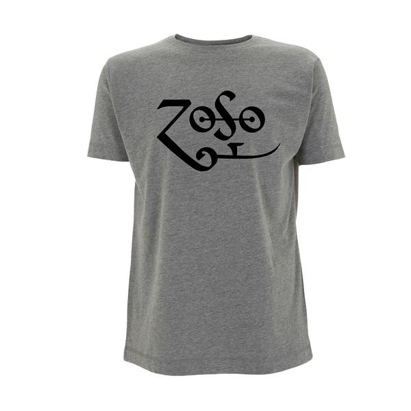 Classic Zoso T-Shirt (Grey)