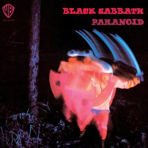 Black Sabbath - Paranoid LP