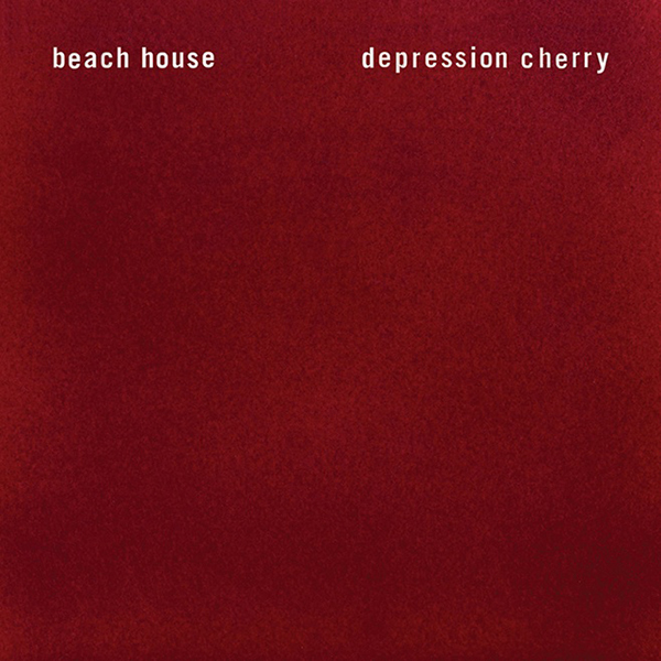 Beach House - Depression Cherry Cassette Tape