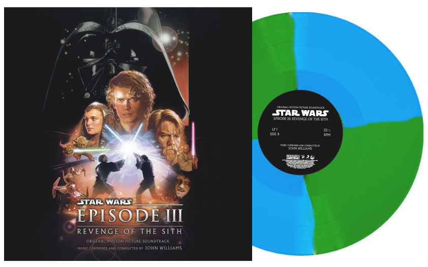 Star Wars Episode III: Revenge of the Sith (Original Motion Picture Soundtrack)