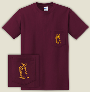 Blowout - Cat Pocket Shirt
