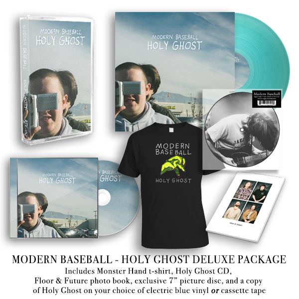 Modern Baseball - Holy Ghost Deluxe Package