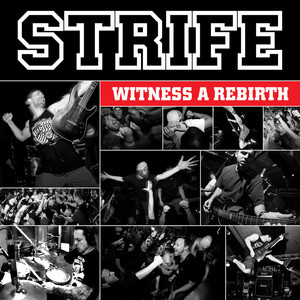 Strife - Witness A Rebirth LP
