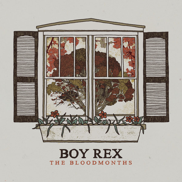 Boy Rex - The Bloodmonths