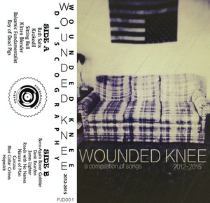 Wounded Knee Discography CS