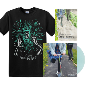 Happy Accidents – You Might Be Right Album, Magic Tee + Special Zine