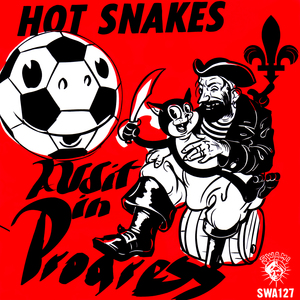 Hot Snakes - Audit in Process LP / Tape