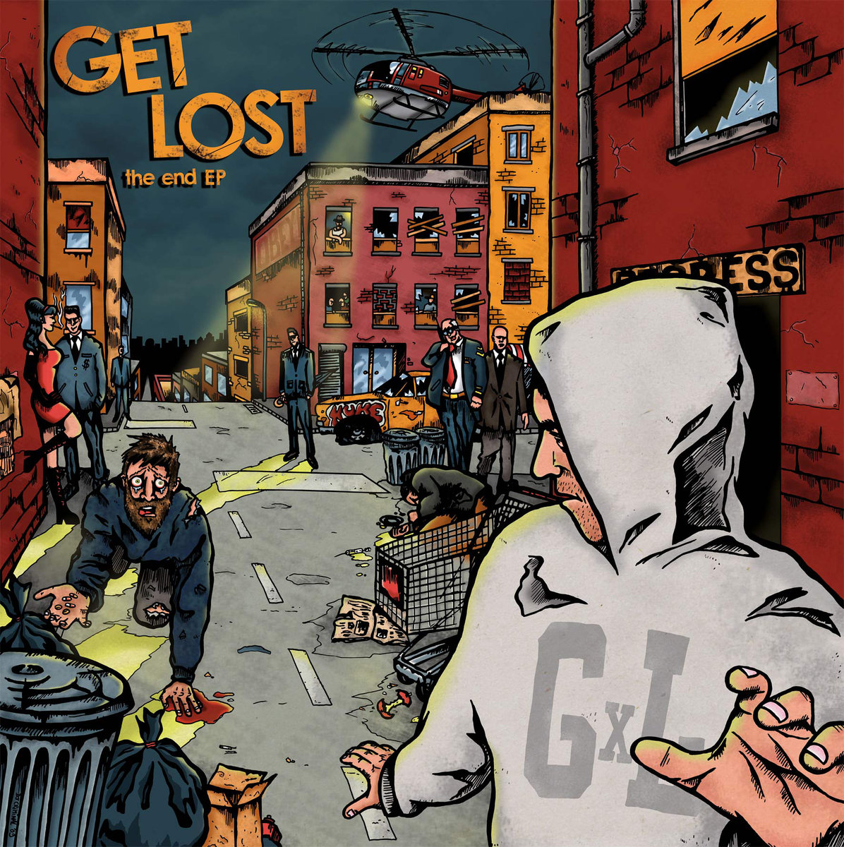 Get Lost - The End EP 7