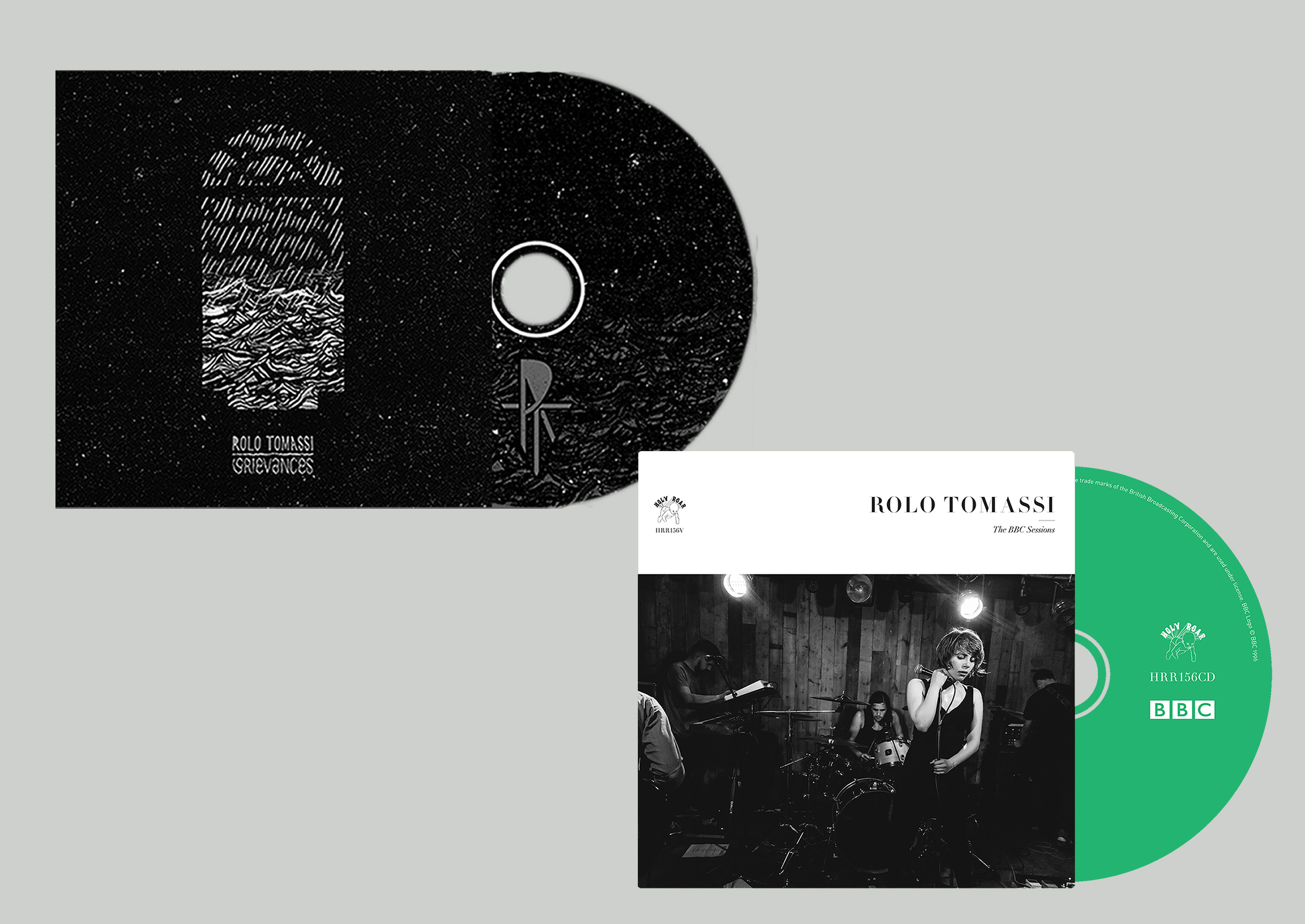 Rolo Tomassi - BBC Sessions + Grievances CD bundle