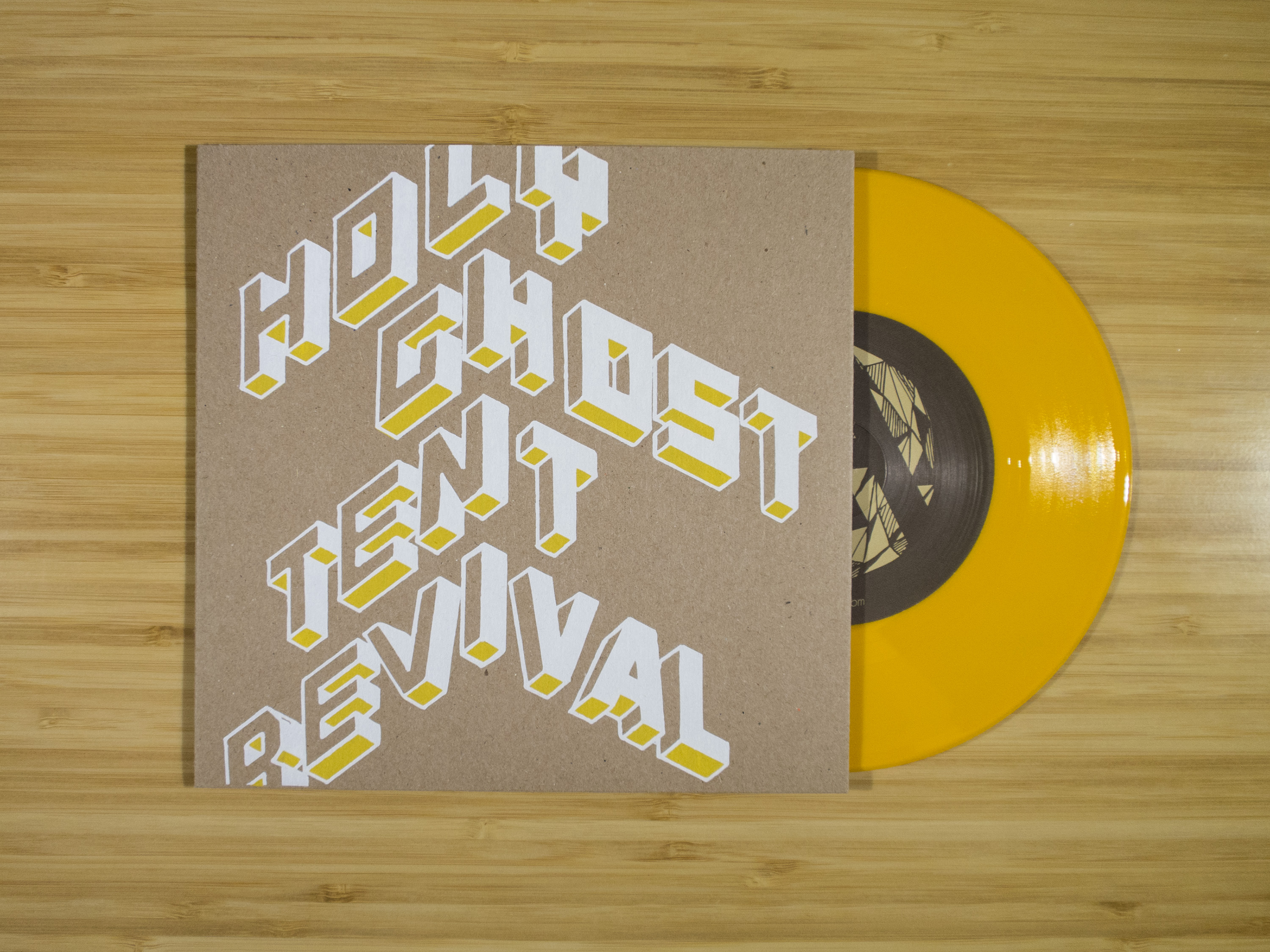 & Holy Ghost Tent Revival - Benefit Series Vol. 3 | Refresh Records