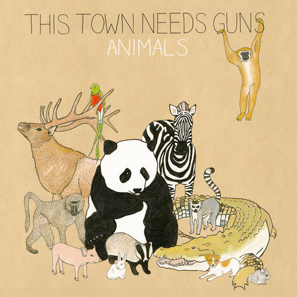 This Town Needs Guns - Animals
