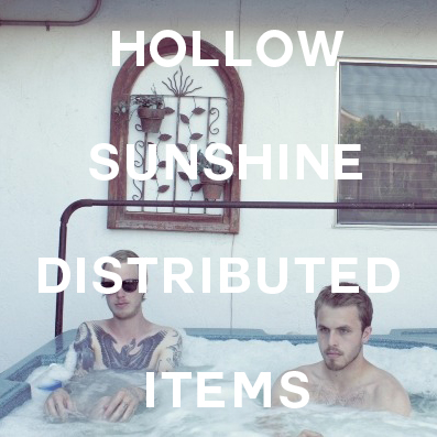 Hollow Sunshine - Various Distributed Items